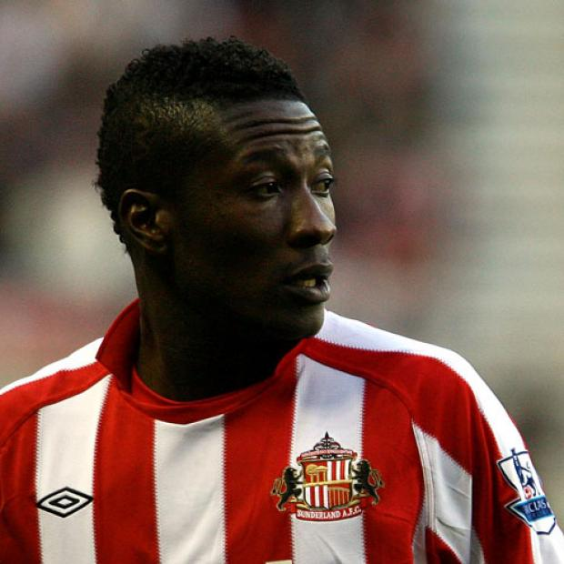 The Northern Echo: Asamoah Gyan