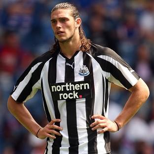 The Northern Echo: Newcastle United striker Andy Carroll has been bailed to live with club captain Kevin Nolan