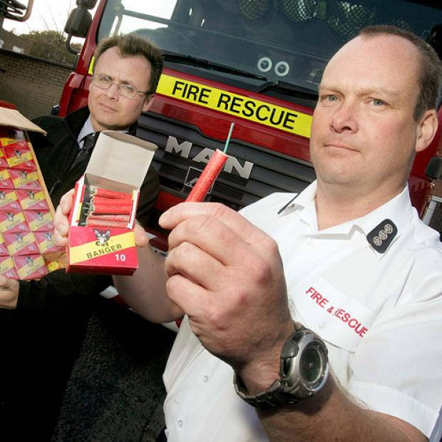 Illegal Bangers Spark Fireworks Warning From The Northern