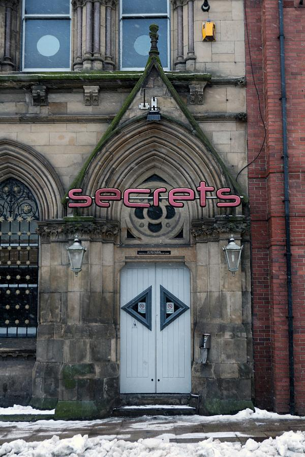 LICENCE WITHDRAWN: Secrets lapdancing club, in Albert Road