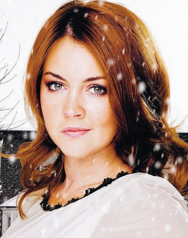On the way out: Stacey (Lacey Turner) in EastEnders