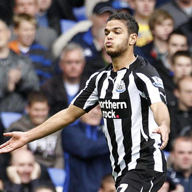 MAKING PROGRESS: Hatem Ben Arfa