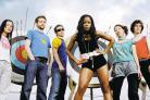 Cluny-bound: The Go! Team are in Newcastle on February 6