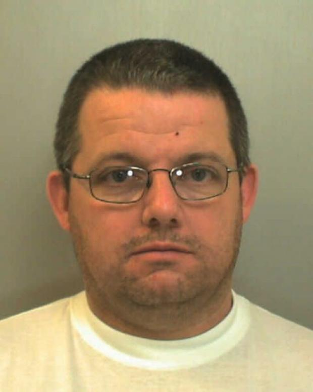 JAIL TERM: Jason Robinson abused a 12-year-old girl after making contact with her on the internet
