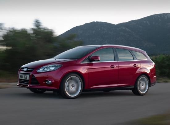 Sticking The Boot In Ford Focus Estate The Northern Echo