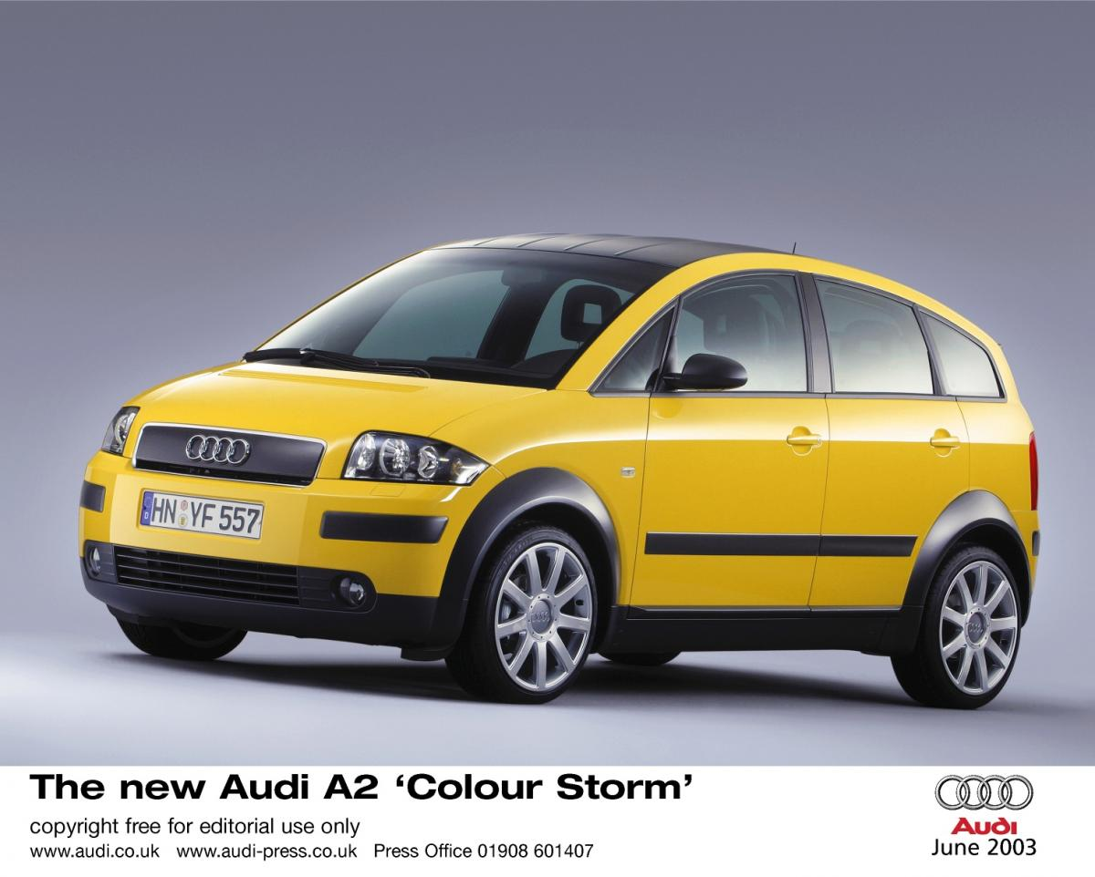 Used Test Audi A The Northern Echo - Audi a2