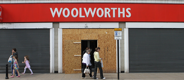 Five years on from Woolworths demise what has replaced one of Britain's most famous retailers?