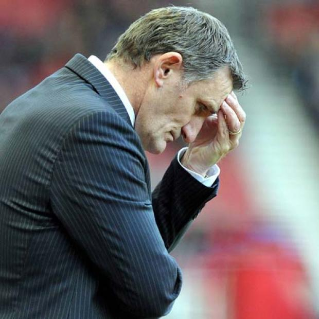Mowbray keen to restore Boro to winning ways