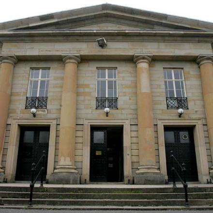 Boxing Day attacker given prison warning by judge at Durham Crown Court