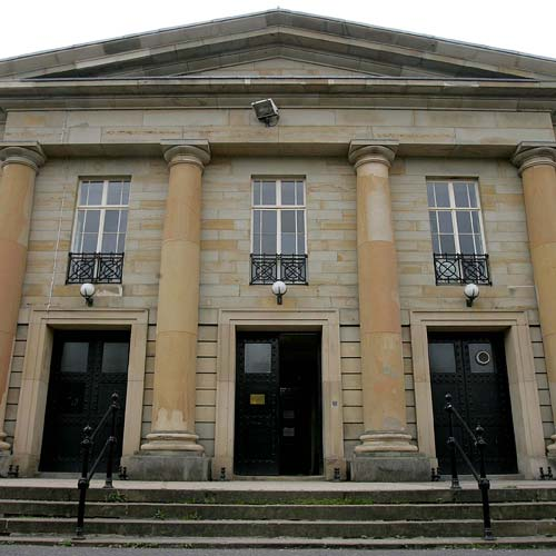 Graham Hall, of Wordsworth Road, Darlington, was sentenced for assault causing grievous bodily harm at Durham Crown Court