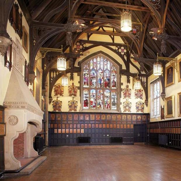 The Northern Echo: Durham Town Hall