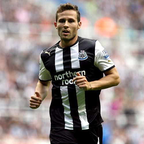 The Northern Echo: INTERNATIONAL DUTY: Yohan Cabaye