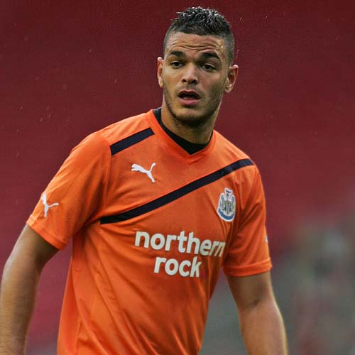 COMEBACK: Hatem Ben Arfa returns to the Newcastle side this evening
