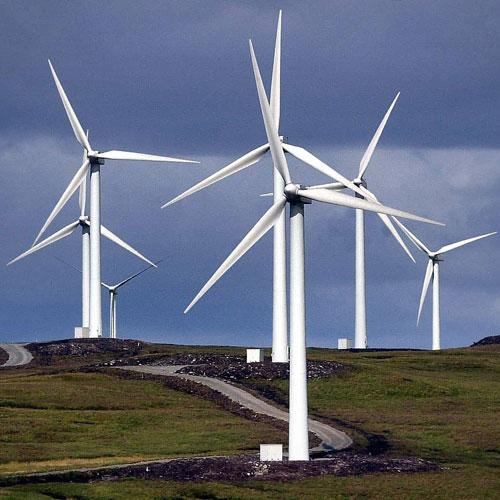 WIND POWER: The biggest wind farm in England could be built in the North-East