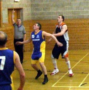 Oliver Speight guided Easingwold through to semi's