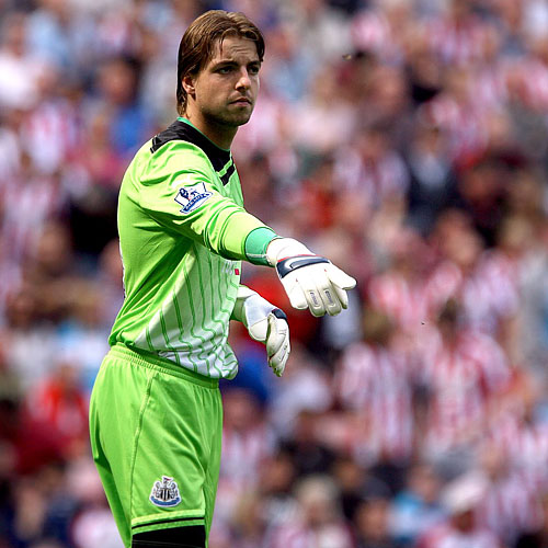 Krul will not be taking anything for granted