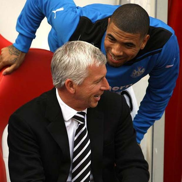 Pardew looking for a return of Newcastle's feel-good factor