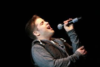 The Northern Echo: STEPPED IN: Joe McElderry
