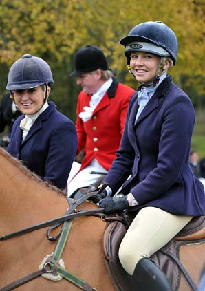 The Northern Echo: Zetland Hunt