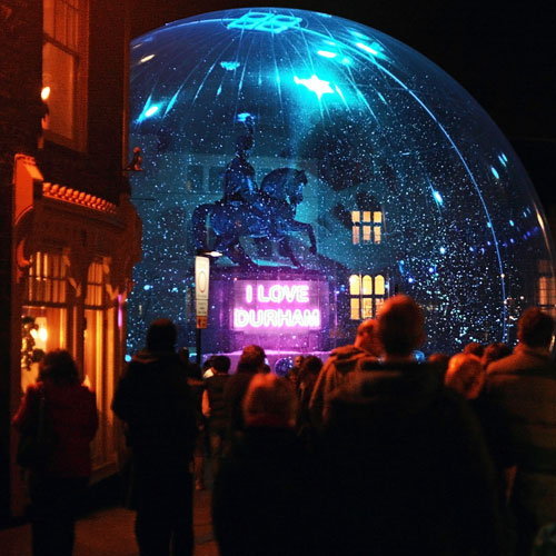 Debate over whether Lumiere light festival should return to Durham