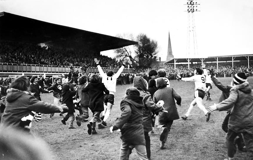 BAD MEMORIES: Newcastle United fans might not like, but Hereford United's third-round win over the Magpies encapsulated the magic of the FA Cup