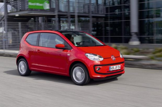 Weekend wheels review: VW's up!