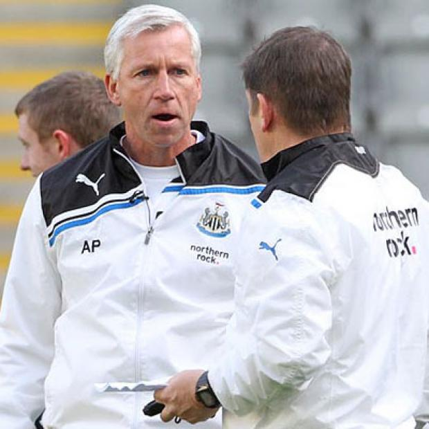 Newcastle boss Alan Pardew last night insisted Newcastle United would not become involved in bidding wars after being rebuffed in attempts to land Watford defender Adrian Mariappa
