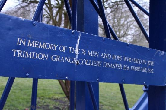 Trimdon Grange Colliery Disaster: 130 Years On Pt II