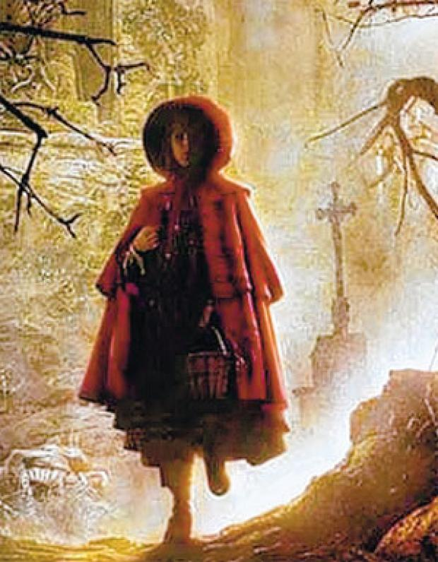 The Northern Echo: SPOOKY: Red Riding Hood