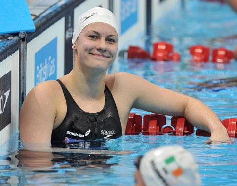 The Northern Echo: BEST EFFORTS: Aimee Willmott