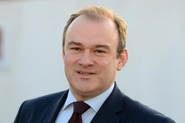 Edward Davey, Energy and Climate Change Secretary