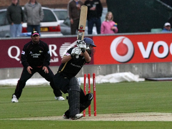 RETURN TO FORM: Adam Lyth is aiming to regain his place in Yorkshire's LV County Championship team