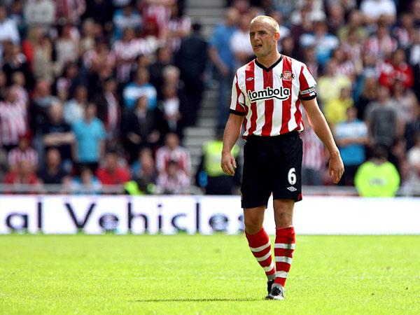 Cattermole excited by attacking potential