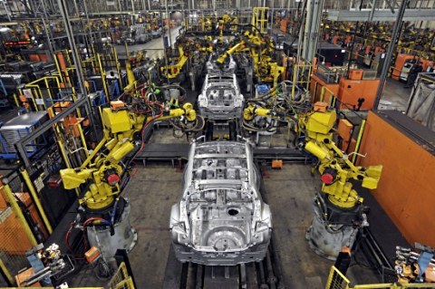 Nissan Body Shop >> Nissan To Start 24 Hour Production Line At Sunderland With New Model