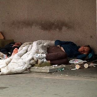 A new survey found most Britons lack awareness about the extent of young people sleeping rough in the UK