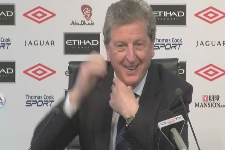 BIG DECISION: Roy Hodgson will name his 23-man England squad for the World Cup finals on Monday