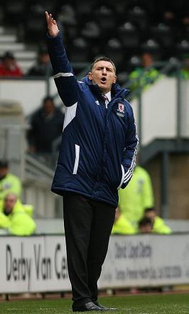 Mowbray: 'We're better equipped to mount a promotion push than we were last season'