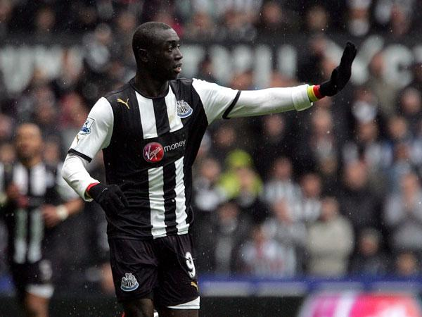 DON'T SELL: Papiss Cisse has urged his club to everything in its power to hold on to coveted players
