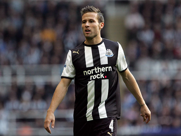 MAN OF THE MATCH: Yohan Cabaye