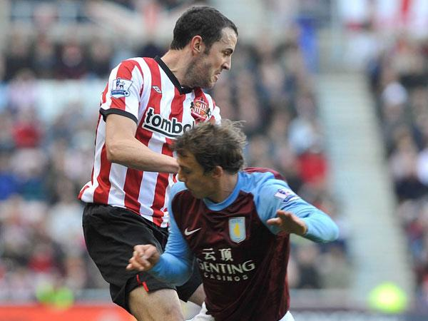 John O'Shea is concerned at Sunderland's loss of form