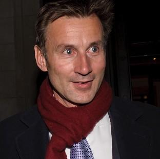 Jeremy Hunt has asked that his appearance at the Leveson Inquiry be brought forward