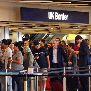 Concerns have been raised that queues at Heathrow Airport are 'damaging' the UK's reputation