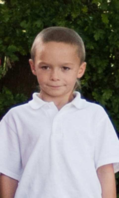 The Northern Echo: A new picture of missing boy Ian Bell