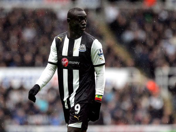 Pardew hopeful of Cisse return