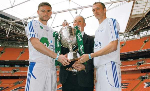 Tickets Selling Fast For West Auckland V Dunston Wembley Cup Final