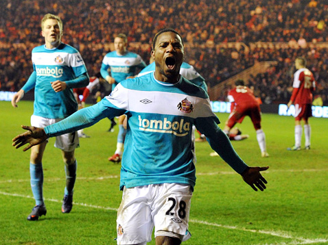 The Northern Echo: Stephane Sessegnon