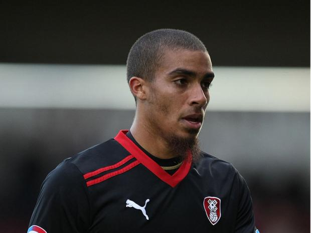The Northern Echo: Lewis Grabban scored 21 goals for Rotherham last season