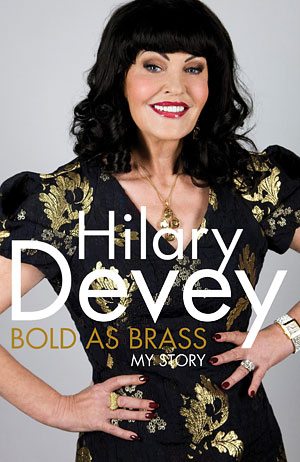 The Northern Echo: Hilary Devey book