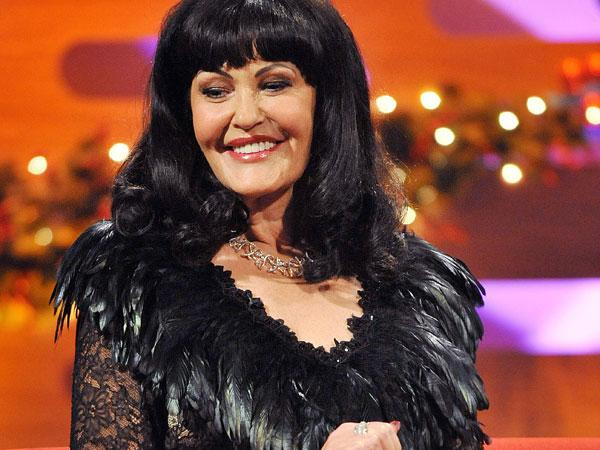 Hilary Devey on TV