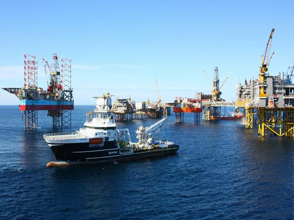 DeepOcean's clients include firms in the oil, gas and wind turbine industries